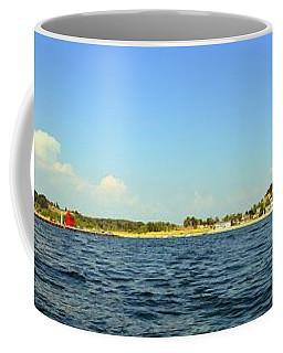 Macatawa And Big Red Coffee Mug