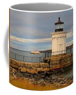 Machigonne Passes Bug Light Coffee Mug
