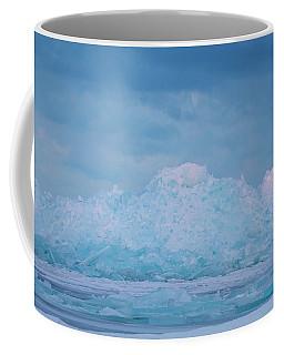 Mackinaw City Ice Formations 2161802 Coffee Mug