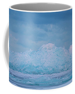 Mackinaw City Ice Formations 2161802 Coffee Mug