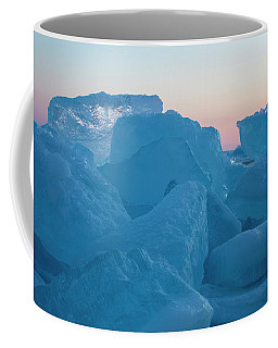 Mackinaw City Ice Formations 2161804 Coffee Mug