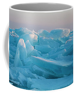 Mackinaw City Ice Formations 2161807 Coffee Mug