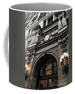 Macys Herald Square Nyc Coffee Mug