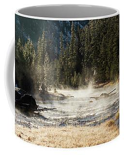 Madison River Morning Coffee Mug