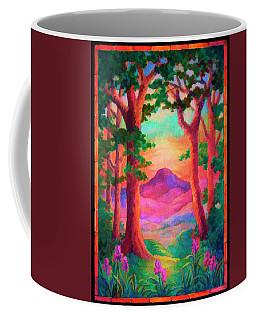 Magenta Morning Coffee Mug