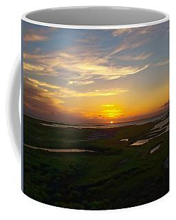 Maggies Cove Sunset Coffee Mug