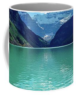 Magic At Lake Louise Coffee Mug