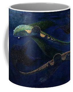 Magic Fish Coffee Mug