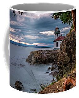 Magic Sunset - Lime Kiln Light Coffee Mug