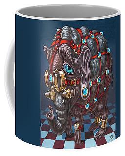 Magical Many-eyed Elephant Coffee Mug
