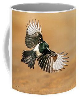 Magpie Beauty Coffee Mug
