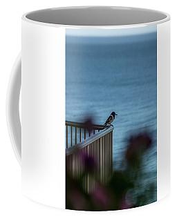 Magpie Bird Coffee Mug