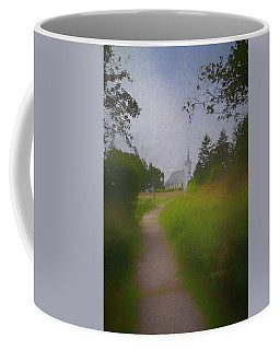 Maine Island Chapel Coffee Mug