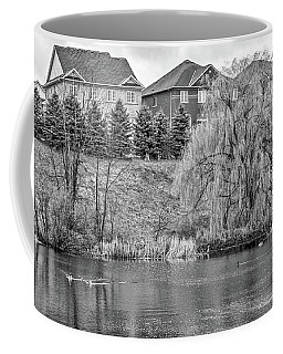 Major Oak Park Bw Coffee Mug