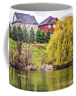 Major Oak Park - Paint Coffee Mug
