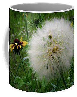 Coffee Mug featuring the photograph Make A Wish by Lora J Wilson