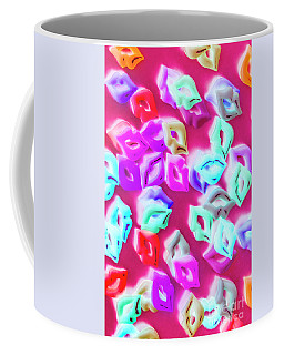 Making Out A Sensual Scene Coffee Mug