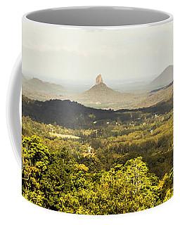 Maleny To The Glass House Mountains Coffee Mug