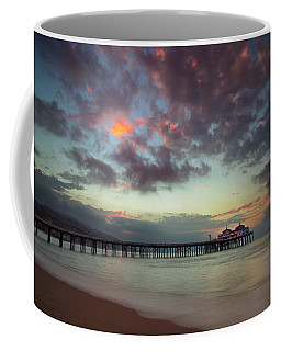 Malibu Pier IIi Coffee Mug