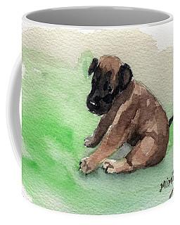 Malinois Pup 3 Coffee Mug