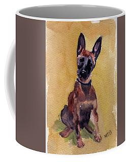 Malinois Pup Coffee Mug
