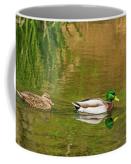 Mallard Pair II Coffee Mug