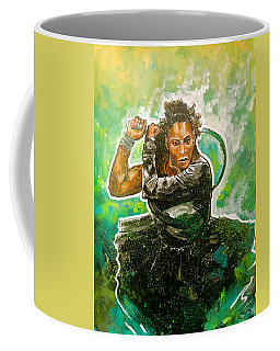 Mama Said Knock You Out Coffee Mug
