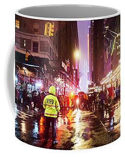 Manhattan Nye Coffee Mug