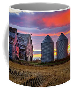 Manitoba Rural Scene Coffee Mug