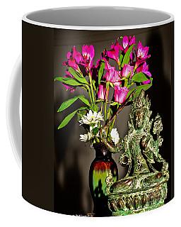 Manjushri- Bodhisattva Of Wisdom Coffee Mug
