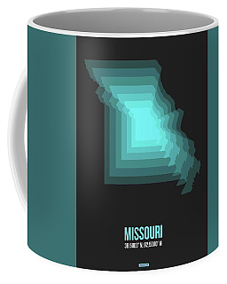 Map Of Missouri 2 Coffee Mug