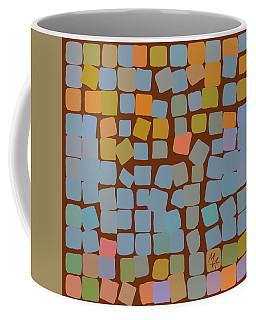 Coffee Mug featuring the digital art Maple by Attila Meszlenyi