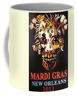 Mardi Gras Spirit 2013 Coffee Mug