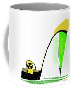 Coffee Mug featuring the digital art Marie by Teresa Epps