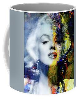 Marilyn Duality Coffee Mug