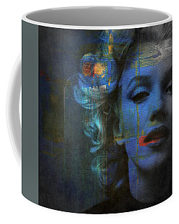 Marilyn Monroe - Retro  Coffee Mug