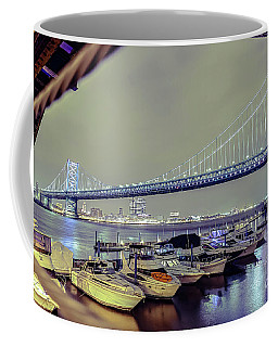 Marina Lights Coffee Mug