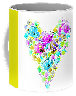 Marine Love Coffee Mug