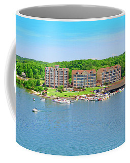 Mariners Landing Poker Run Coffee Mug