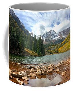 Maroon Bells Coffee Mug