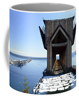 Marquette Ore Dock Cathedral Coffee Mug