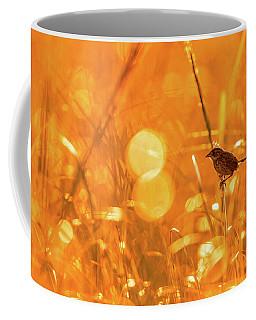 Marsh Sparrow Coffee Mug