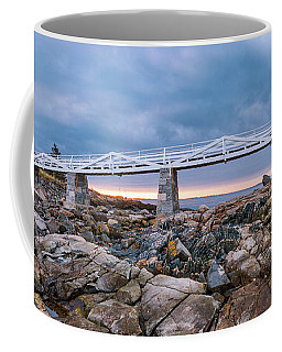 Marshall Point Panorama Coffee Mug