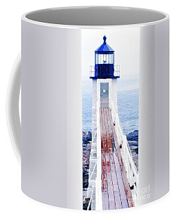 Coffee Mug featuring the photograph Marshall Point by Scott Kemper