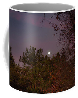 Coffee Mug featuring the photograph Marvelous Moonrise by Alison Frank