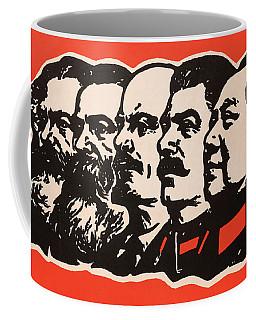 Leftist Art MugsFine Leftist America Coffee TKF3l1cJ