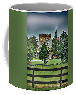 Mary Hall, Berry College Coffee Mug