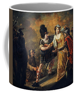 Mary, Queen Of Scots Escaping From Lochleven Castle, 1805 Coffee Mug