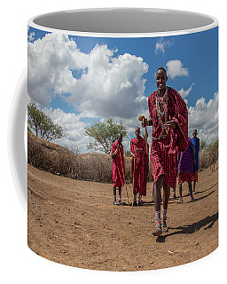 Maasai Welcome Coffee Mug