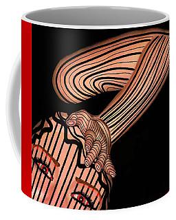 Mask Dont Hold Me Down Coffee Mug